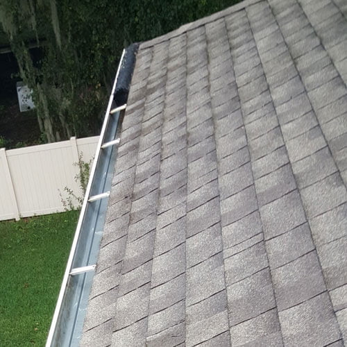 Roof Pressure Wash After   Peter's Pressure Washing