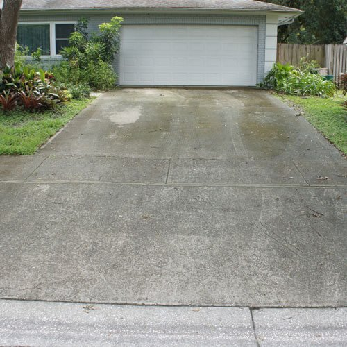 Pressure Wash Before 4 | Peter's Pressure Washing