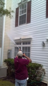 local pressure washing, tampa bay pressure washing