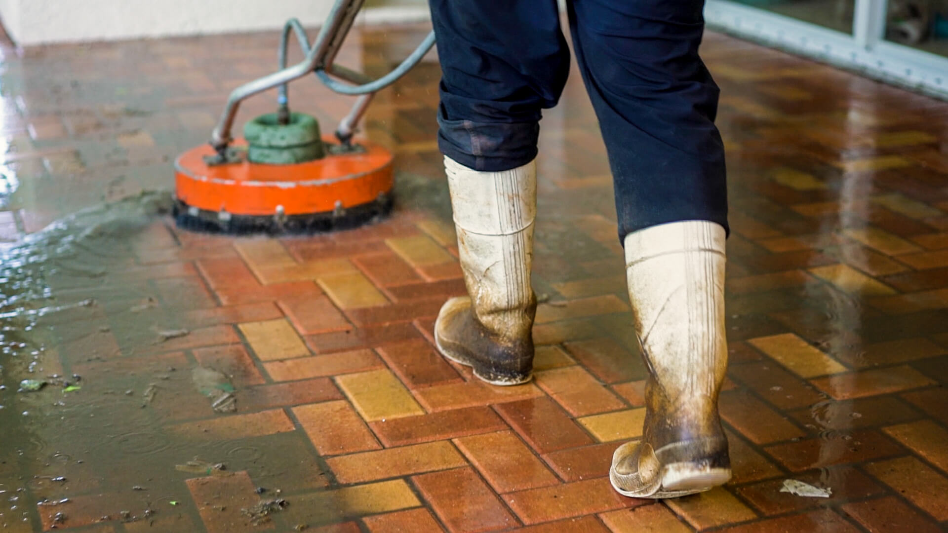 Paver Cleaning Tampa