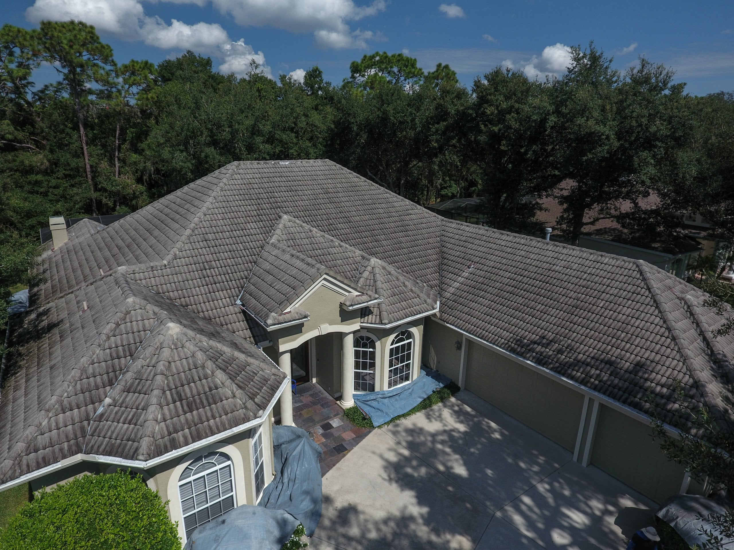 roof cleaning company tampa fl