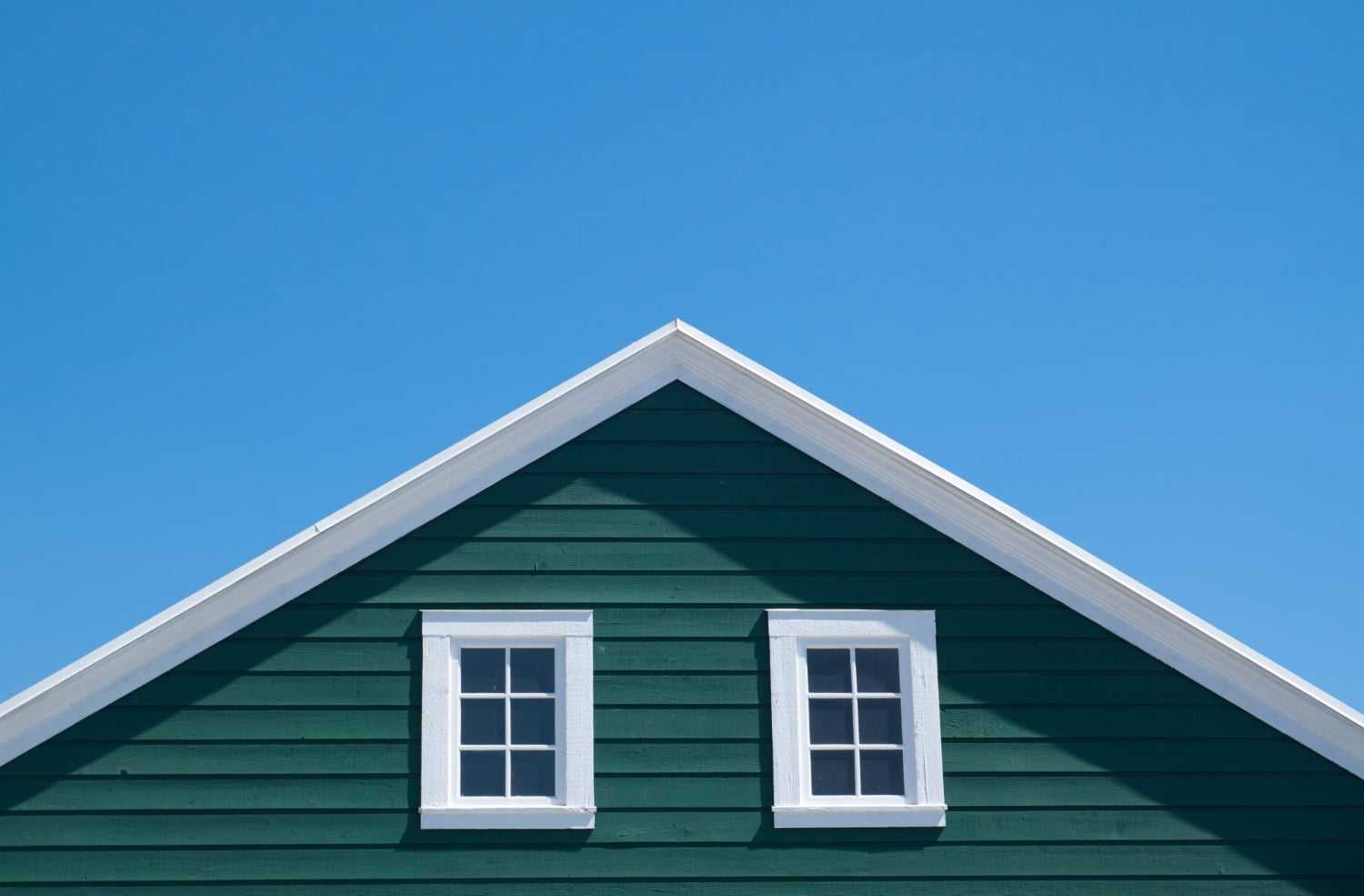 Home Pressure Washing Services Provide Clean House Siding Wall
